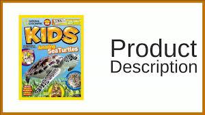 national geographic kids magazine youtube