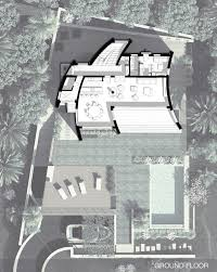 Home Exterior Design Ground Floor Gallery Of Vila Stoliv Enforma Studio 17