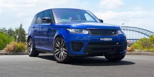 range rover sport 2016 2016 range rover sport svr review caradvice