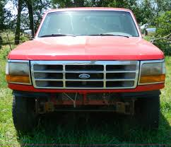 1997 Ford F250 Utility Truck - 1997 ford f250 heavy duty supercab truck cab and chassis i