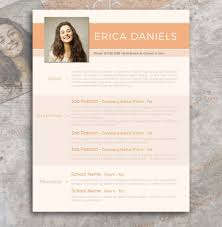 modern resume templates free free modern resume template free design resources modern resume
