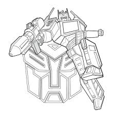 bumblebee transformers coloring pages transformer printable