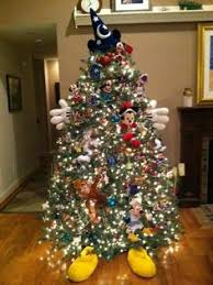 i made my granddaughter a disney tree i did it the same way you