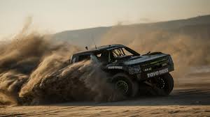 hoonigan truck 800bhp trophy truck tears through mexico top gear