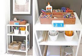 kids homework station poyel do able diy homework stations modern parents messy kids