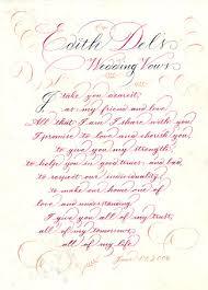 exle of wedding ceremony program wedding vows exles uk bernit bridal