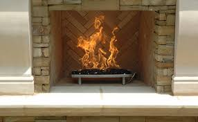 fire glass indoor fireplace home decoration ideas designing