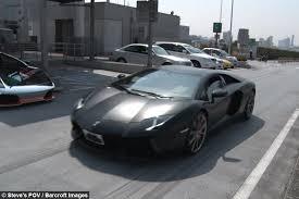 lamborghini 1 million dollar car s 10million lamborghini parade