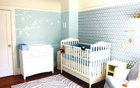 baby bedroom ideas for twins round carpet motive on floortile