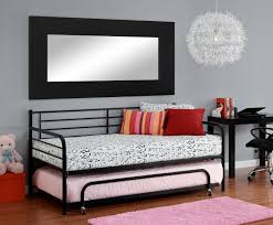 Foldable Twin Bed Bedroom Furniture Sets Folding Twin Daybed Frame Low Bed Frames