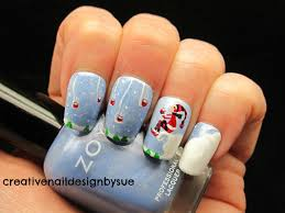 creative nail design by sue 2012