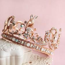 headband comprar gold bridal tiara crown baroque princess wedding prom