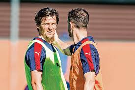 ian durrant joey barton is still top player but rangers are a