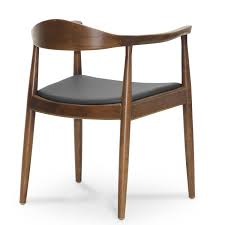 Modern Dining Chairs Baxton Studio Embick Mid Century Modern Dining Chair