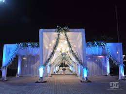 wedding decoration outdoor entrance decoration