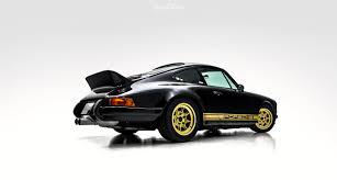 porsche ducktail backdated porsche 911 gets detailed u0026 new gold vinyl side stripes