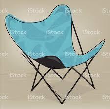 Butterfly Patio Chair Butterfly Patio Chair Stock Vector 115598015 Istock