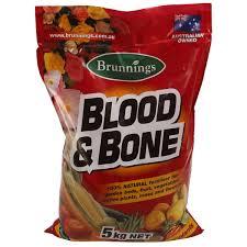 Brunnings Blood And Bone Fertiliser 5kg Big W