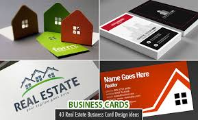 business card design for real estate real estate business card psd