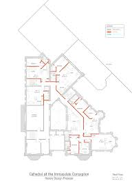 Floor Plan Of The Office Studio Visit Adrian Smith Gordon Gill Architecture Loversiq