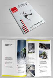 19 best 18 awesome sport magazine cover and layout templates
