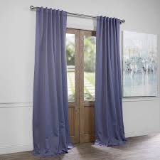 Lavender Blackout Curtains by Get Durango Blue Blackout Curtain And Drapes