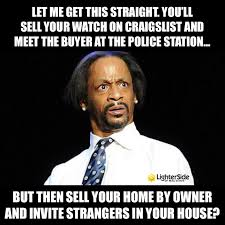 Open House Meme - an open letter from an agent to anyone considering selling their home