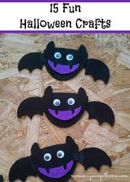 Fun Halloween Crafts - 15 fun and easy halloween crafts
