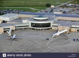 Louisiana travel tags images Aerial view above baton rouge metropolitan airport louisiana stock jpg
