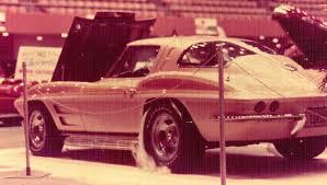 car junkyard victorville 1963 corvette split window coupe art print information on