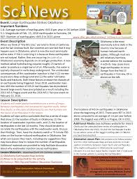 Usgs Earthquake Map California Issue 25 Human Induced Earthquakes On The Rise In Oklahoma