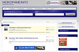 Email Business Directory by Mokopane Info Business Directory Accommodation Restaurant