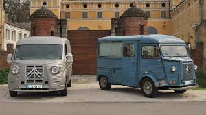 old citroen retro citroen foodtruck with a modern look lifestyle culinice