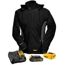 Dewalt Heated Jackets Heated Gear The Home Depot