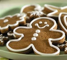gingerbread man cookies recipe a reduced carb version of the