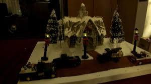 christmas house diorama mov youtube