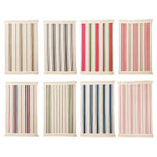 Kitchen Rugs Washable by Amazon Com Flatwoven Cotton Area Rug With Color Stripes Machine