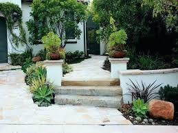 Garden Ideas For Small Front Yards Small Front Garden Ideas No Grass Openall Club