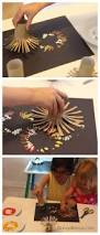 easy fireworks painting for kids blank walls blank canvas and