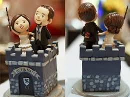 wedding cake topper nerd wedding cake toppers interpreted by nerd