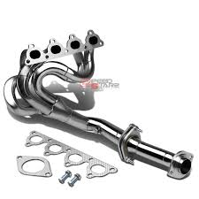 Honda Civic Lenght Honda Civic 4 1 Equal Length D16 D15 Stainless Steel Exhaust