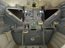 Lunar Module Interior Spacecraft Control Room By I14r10 On Deviantart