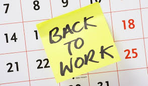 how can staff remain motivated when they return to work after