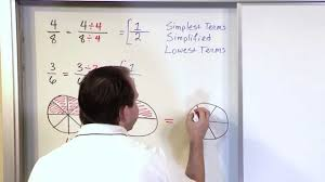 simplifying fractions part 1 5th grade math youtube