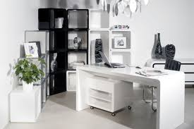 white home interior design automation contemporary office furniture with technology u2014 the