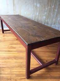 Farm Table Pictures by Antique Italian Farm Table With Stretcher U2013 Mercato Antiques