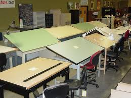 Drafting Table Mat Used Drafting Tables Hopper S Drafting Furniture