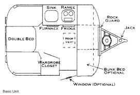 floorplan trillium trailer lite trailers pinterest