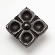Wrought Iron Kitchen Cabinet Hardware 1 75