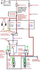 article st1300 headlight wiring diagram
